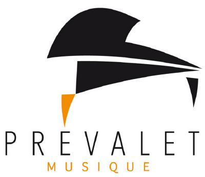 Prévalet Musique Retina Logo