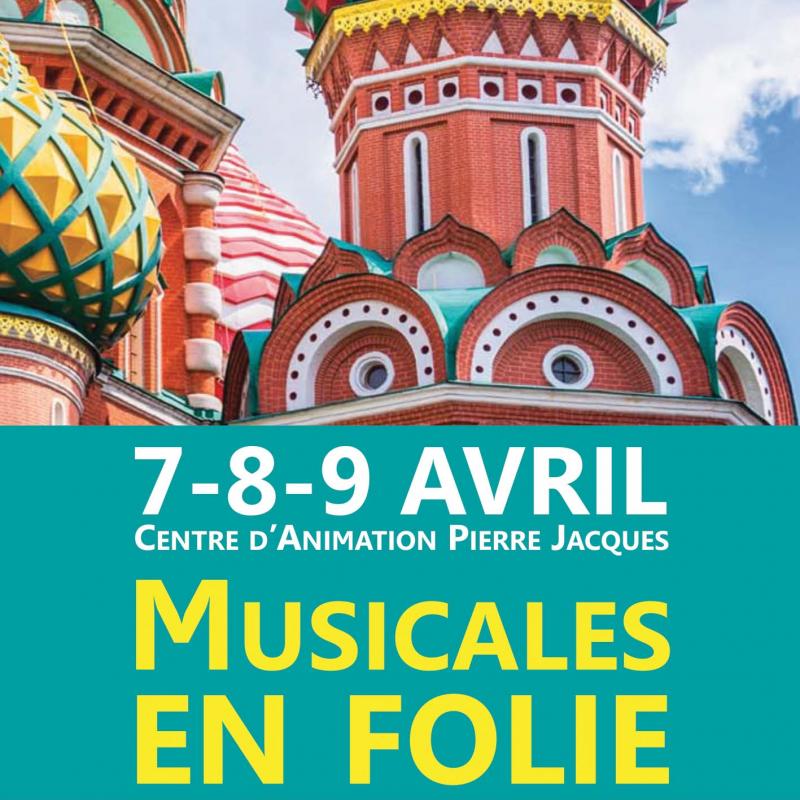 Musicales en folie Prévalet musique