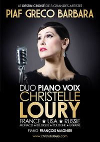 Christelle Loury Orangerie de Yrouerre Prévalet Musique