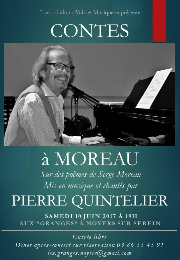 Pierre Quintelier Prévalet Musique