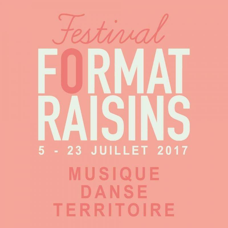 Festival Format Raisin Prévalet Musique 2017