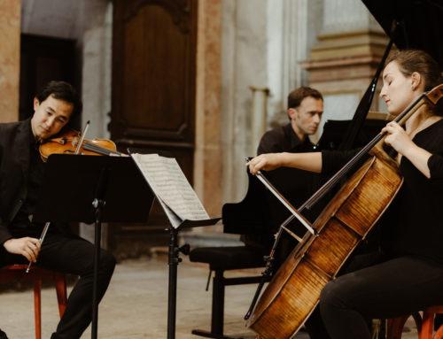 LE trio de RAVEL et le trio Élégiaque n° 2 de RACHMANINOV