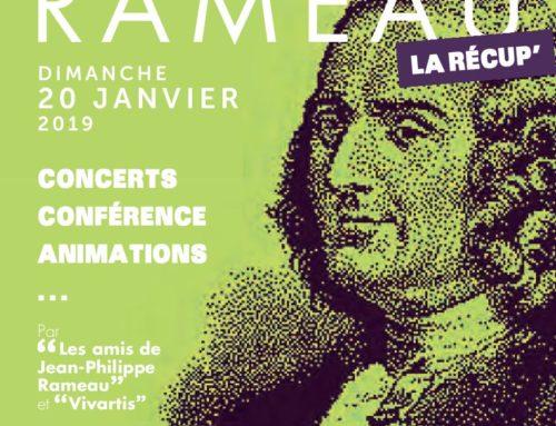 Le Marathon Rameau, la récup / dimanche 20 janvier / dijon