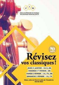 revisez vos classiques - prevalet musique