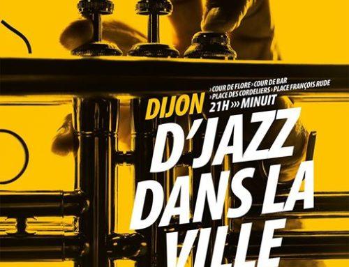 Jazz dans la Ville 2019 – Dijon