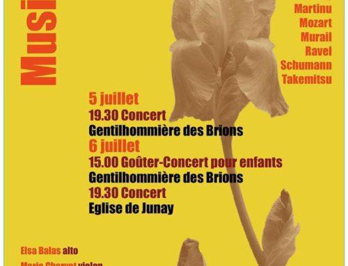 Musique en Tonnerrois (89)