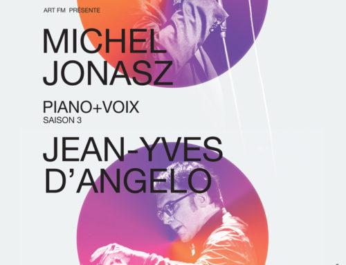 Concert de Michel Jonasz  – Piano voix saison 3